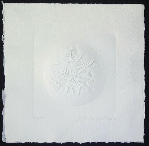 Arnaldo POMODORO - Print-Multiple - Senza titolo
