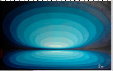 Steven KLUCHIK - Painting - Mirror Effect