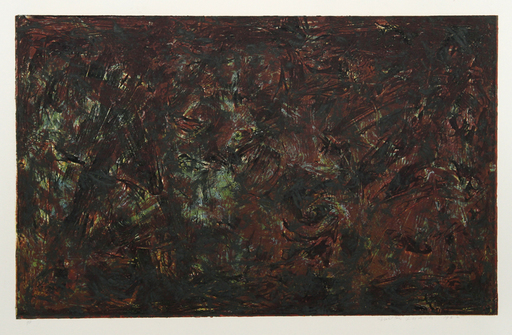 Milton RESNICK - Print-Multiple - untitled 2