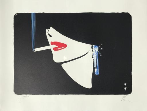René GRUAU - Print-Multiple - cigarette