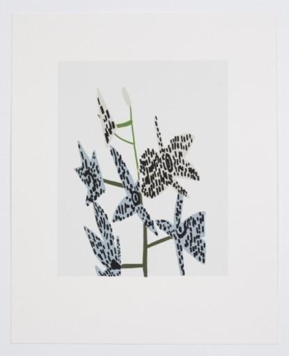 Jonas WOOD - Druckgrafik-Multiple - Untitled