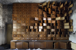 Henk VAN RENSBERGEN - Photography - The Unburnt Library