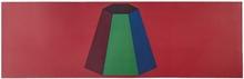 索尔·勒维特 - 版画 - Flat top pyramid
