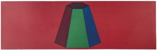 Sol LEWITT - Print-Multiple - Flat top pyramid