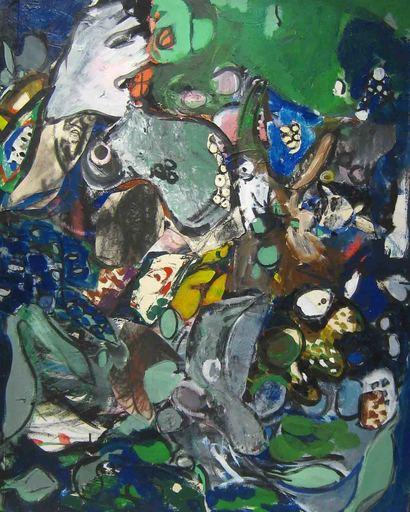 Francois MEROUX - Painting