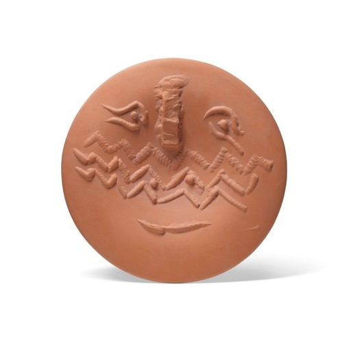 Pablo PICASSO - Ceramiche - Visage lunaire