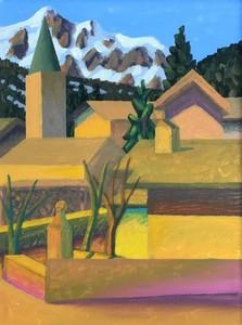 SALVO - Pittura - ENTRÈVES