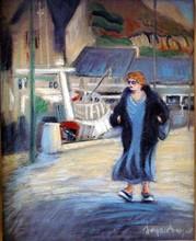 Jacques SEGAL - Pintura - VICTORIA  a CANCALE