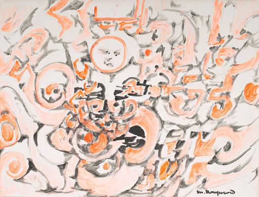 Marie RAYMOND - 水彩作品 - Untitled