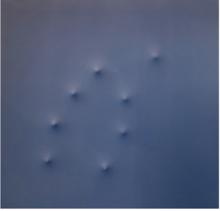 Angelo BRESCIANINI - Pintura - N° 8 spari pistolo cal 12 Z08