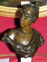 Emmanuel VILLANIS - Sculpture-Volume - Lucrèce