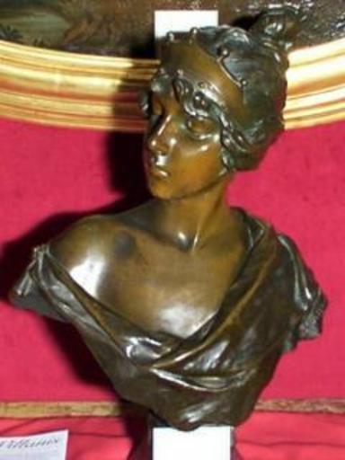 Emmanuel VILLANIS - Escultura - Lucrèce