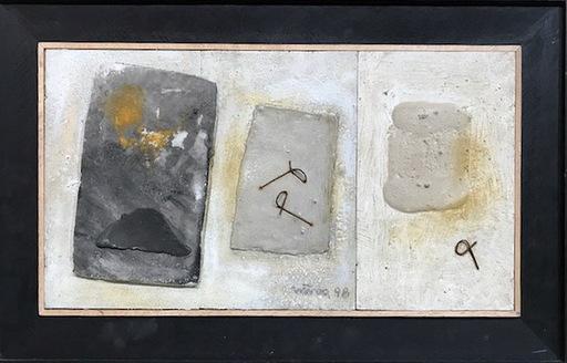 Leopoldo NOVOA - Pintura - TRITICO