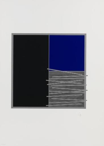 Jesús Rafael SOTO - Estampe-Multiple - Caroni III