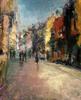 Levan URUSHADZE - Peinture - Rain is coming