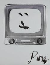 Nam June PAIK (1932-2006) - Smiling Face