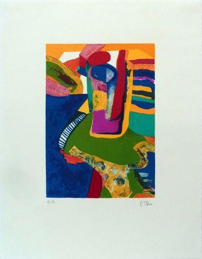 Maurice ESTEVE - Print-Multiple - Agria