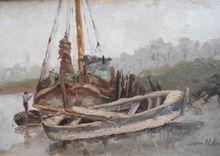 Henri ARDEN - Painting - marine
