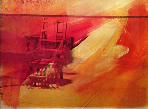 Andy WARHOL - Print-Multiple - Electric Chair (II.81)