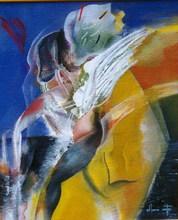Alfonso COSTA BEIRO - Pintura - Figuras
