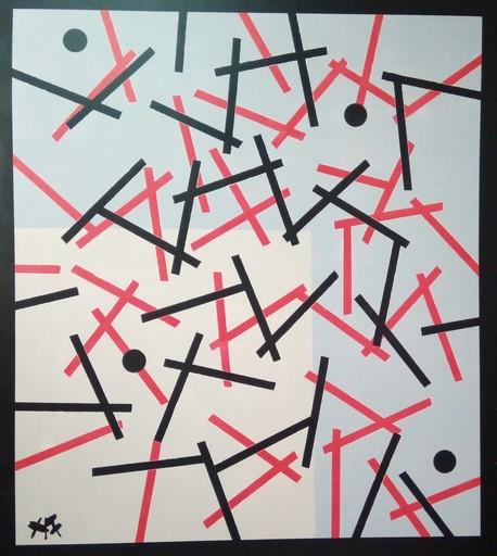Harry BARTLETT FENNEY - Peinture - sans titre 7
