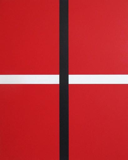 Daniel GÖTTIN - Gemälde - Untitled 1, 2020 (Abstract painting)