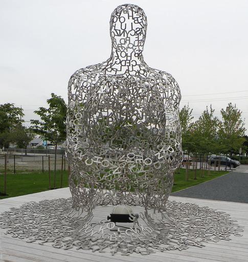 乔玛·帕兰萨 - 雕塑 - Untitled