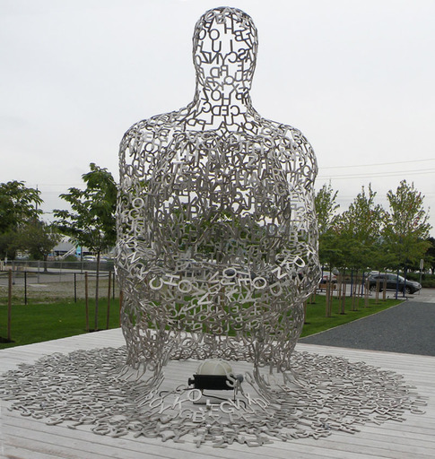 Jaume PLENSA - Sculpture-Volume - Untitled