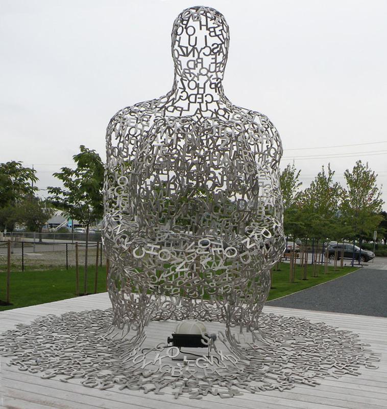 Jaume PLENSA - Escultura - Untitled