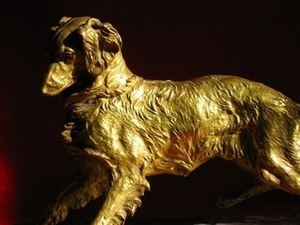 Pierre-Jules MÈNE - Escultura - Epagneul