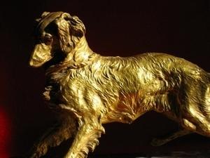 Pierre-Jules MÈNE - Sculpture-Volume - Epagneul
