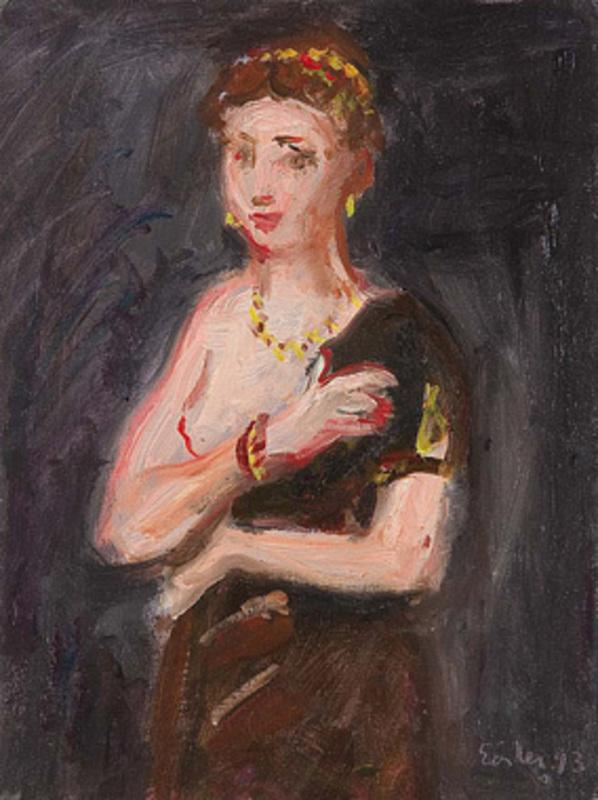 Georg EISLER - Pintura - Nach Tizian