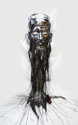 Caroline BRISSET - 雕塑 - Houtekiet