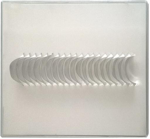 Julio LE PARC - Sculpture-Volume - RELIEF 22