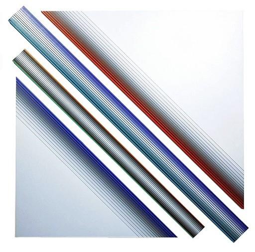 Dario PEREZ FLORES - Painting - Dynamique Chromatique 576
