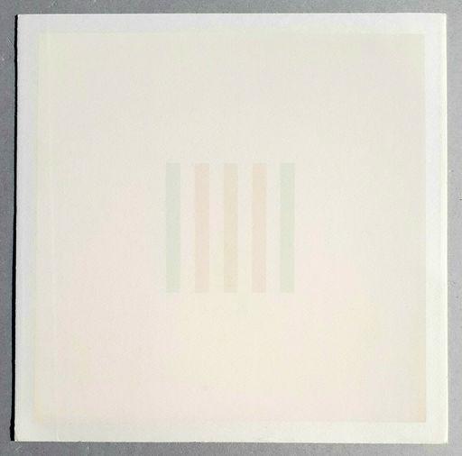 Antonio CALDERARA - Print-Multiple - Sei serigrafie (E)