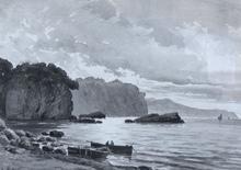 Lina BILL - Drawing-Watercolor - Marine
