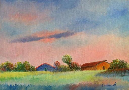Giovanni OMICCIOLI - Pintura - Paysage