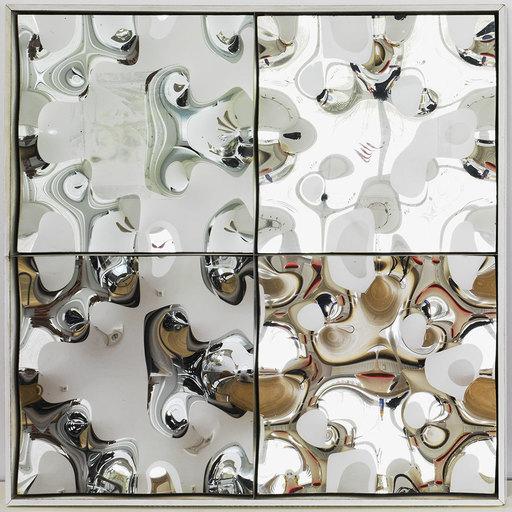 Victor BONATO - 雕塑 - Spiegelverformung K X-V-1/10/68