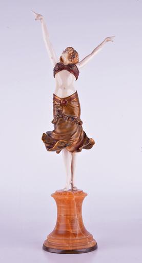 Paul PHILIPPE - Sculpture-Volume - Dancer