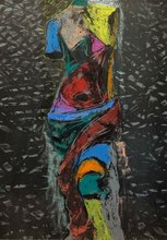 Jim DINE - Stampa Multiplo - Nine Views of Winter