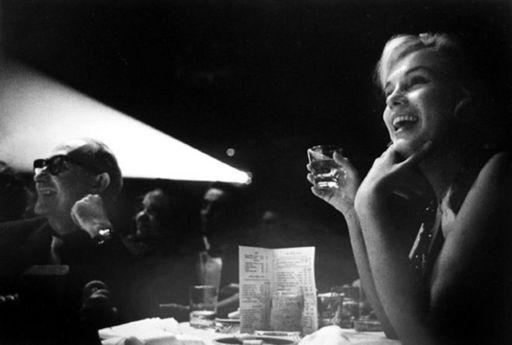 Elliott ERWITT - Fotografia - Marilyn Monroe, Nevada