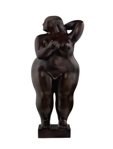 Fernando BOTERO - Sculpture-Volume - Mujer de Pie