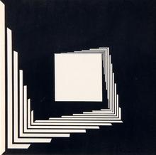 Marcello MORANDINI - Grabado - Composizione 56/B