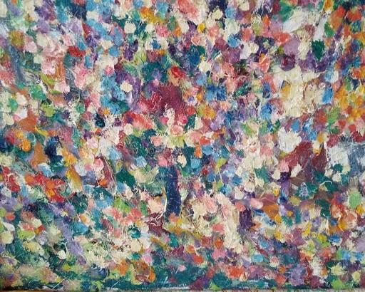 Igor TORSCHENKO - Pintura - Bäume, die unsere Träume erreichen
