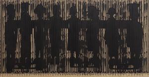 Pascale Marthine TAYOU - Pittura - Code Noir 1