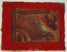 Howard HODGKIN - Print-Multiple - Cardos Bar(red)