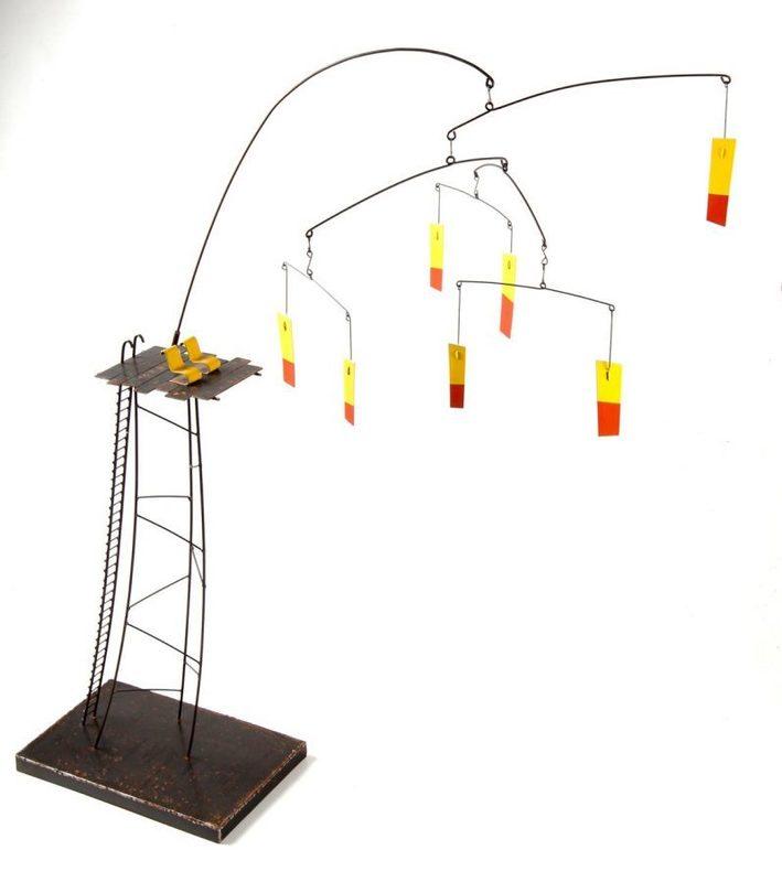 Frédéric LAVAUD - Sculpture-Volume - Le cinétique