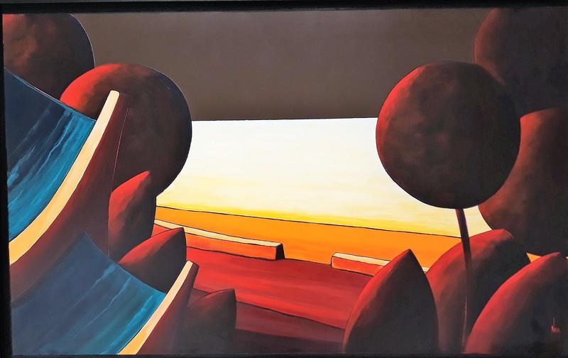 Gérard NEYB - Pintura - Keroc