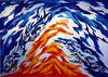 "Elena KELLER - Pintura - ""The Beginning and End"""